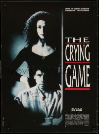9y023 CRYING GAME signed French 15x20 1993 by Stephen Rea, Neil Jordan classic!