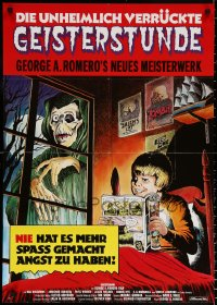 1f043 CREEPSHOW German 1983 George Romero & Stephen King's tribute to E.C. Comics, different!
