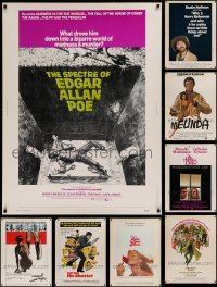 1m005 LOT OF 11 1970S 30X40S 1970s great images from a variety of different movies!