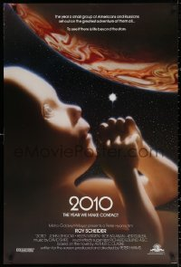 2r012 2010 int'l 1sh 1984 sequel to 2001: A Space Odyssey, image of the starchild & Jupiter!