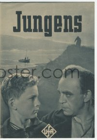 2t033 JUNGENS German herald 1941 WWII teens are brought into the Hitler Youth group, conditional!