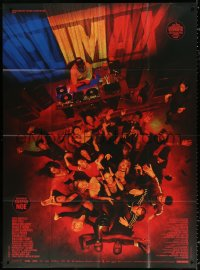 2z0825 CLIMAX French 1p 2018 Gaspar Noe, Sofia Boutella, bizarre image of drugged dancers!
