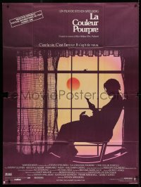2z0830 COLOR PURPLE French 1p 1986 Steven Spielberg, Whoopi Goldberg, from Alice Walker novel!