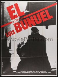 2z0874 EL French 1p R1984 Luis Bunuel's movie of a jealous husband who loses his mind!