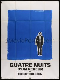 2z0900 FOUR NIGHTS OF A DREAMER French 1p 1971 Robert Bresson's Quatre Nuits d'un Reveur!