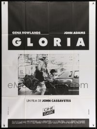 2z0916 GLORIA French 1p R2000s directed by John Cassavetes, Gena Rowlands, different image!