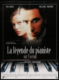 2z1006 LEGEND OF 1900 French 1p 2000 Guiseppe Tornatore's piano playing epic starring Tim Roth!