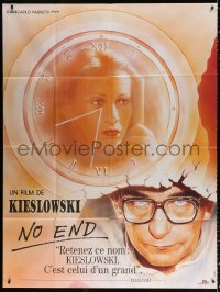 2z1065 NO END French 1p 1988 Krzysztof Kieslowski's Bez konca, different Birdy art!