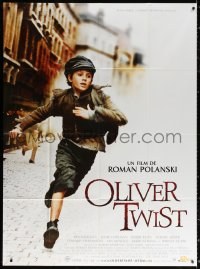 2z1073 OLIVER TWIST French 1p 2005 Roman Polanski, Charles Dickens, different image of Barney Clark!