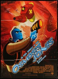 2z1075 OSMOSIS JONES French 1p 2001 Chris Rock as cartoon blood cell, every body needs a hero!