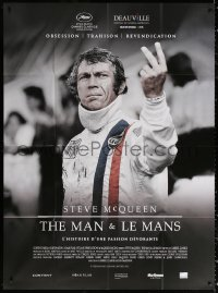 2z1159 STEVE MCQUEEN THE MAN & LE MANS French 1p 2015 documentary about his car racing obsession!