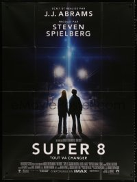 2z1162 SUPER 8 IMAX French 1p 2011 Kyle Chandler, Elle Fanning, from J.J. Abrams & Steven Spielberg!