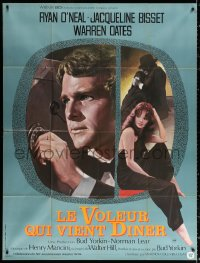 2z1177 THIEF WHO CAME TO DINNER French 1p 1973 Ryan O'Neal, Jacqueline Bisset, $6 million diamond!