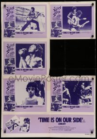 3a0734 LET'S SPEND THE NIGHT TOGETHER Aust LC poster 1983 great images of Mick Jagger & Keith Richards!