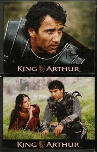 3g0004 KING ARTHUR 14 LCs 2004 Clive Owen in title role, sexiest Keira Knightley, Antoine Fuqua!