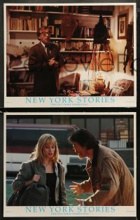 3g0036 NEW YORK STORIES 9 LCs 1989 Woody Allen, Martin Scorsese, Francis Ford Coppola