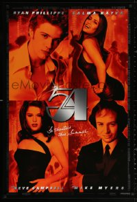 3h0243 54 advance 1sh 1998 Ryan Phillipe, Salma Hayek, Neve Campbell, Mike Myers as Rubell!