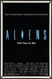 3h0251 ALIENS 1sh 1986 there are some places in the universe you don't go alone, this time it's war!