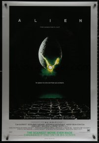 3h0655 ALIEN DS Aust 1sh R2003 Ridley Scott outer space sci-fi monster classic, cool egg image!