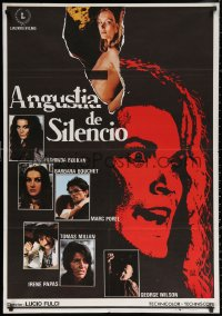 3h0967 DON'T TORTURE A DUCKLING Spanish 1978 Fulci's murder mystery about 4 murdered boys!