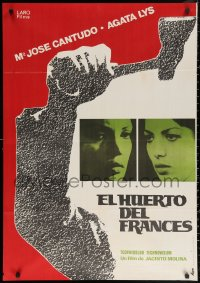 3h0969 EL HUERTO DEL FRANCES Spanish 1978 Paul Naschy stars and directs in title role, different!