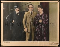 3k0030 NOW OR NEVER 1/2sh 1921 Harold Lloyd gets busted & tries to laugh it off, ultra rare!