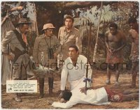 3r1052 CARRY ON UP THE JUNGLE English LC 1970 Frankie Howerd, Sidney James & others by dead man!