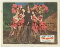 3r0038 TICKET TO TOMAHAWK LC #4 1950 Dan Dailey with sexy unbilled Marilyn Monroe & showgirls!
