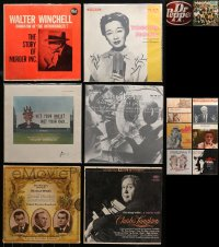 3s0011 LOT OF 14 33 1/3 RPM RECORDS 1960s-1970s a variety of different albums!