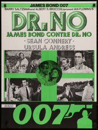 3t0042 DR. NO Swiss R1970s Sean Connery as James Bond 007, Wiseman, completely different!