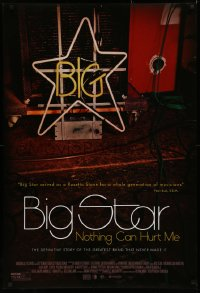 4a0751 BIG STAR DS 1sh 2012 definitive story of the greatest rock 'n' roll band that never made it!