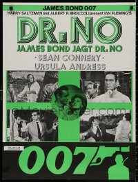 4a0014 DR. NO Swiss R1970s Sean Connery as James Bond 007, Wiseman, completely different!