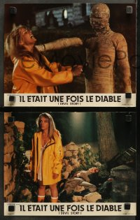 4m0037 DEVIL STORY 12 French LCs 1985 Bernard Launois' Il etait une fois le diable, different!