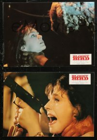 4m0062 STAGE FRIGHT 8 French LCs 1987 Michele Soavi's Deliria, completely different horror images!