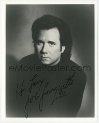 4p0583 JOHN LARROQUETTE signed 8x10 REPRO still 1994 great portrait of the Night Court actor!