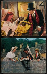 4r0003 DOCTOR DOLITTLE 16 color 11x14 stills 1967 Rex Harrison speaks with animals, great images!