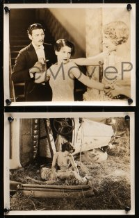 4r1228 AFTER MIDNIGHT 5 8x10 stills 1927 Monta Bell silent, Norma Shearer, Lawrence Gray!