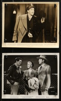 4r1201 JAMES BROWN 6 8x10 stills 1940s-1950s wonderful portrait images of the star!