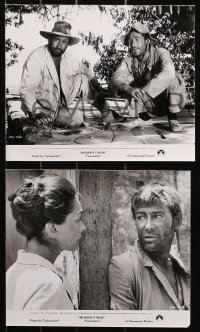 4r1212 MURPHY'S WAR 6 8x9.75 stills 1971 great images of Peter O'Toole, directed by Peter Yates!