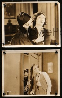 4r1222 TAXI DANCER 6 8x10 stills 1927 sexy Joan Crawford will dance with you at so much per dance!