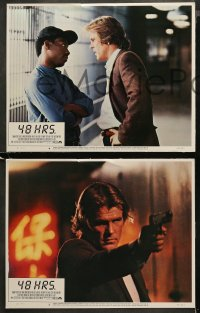 4r0020 48 HRS. 8 LCs 1982 Nick Nolte & Eddie Murphy, crime classic directed by Walter Hill!
