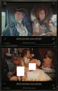 4r0002 BARRY LYNDON 25 LCs 1975 Stanley Kubrick, Ryan O'Neal, romantic war melodrama, MANY images!