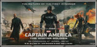 5b0413 CAPTAIN AMERICA: THE WINTER SOLDIER Indian 6sh 2014 Evans, completely different montage!