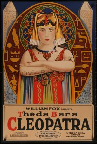 5b0004 CLEOPATRA S2 poster 2000 iconic art of Theda Bara as The Queen of the Nile!