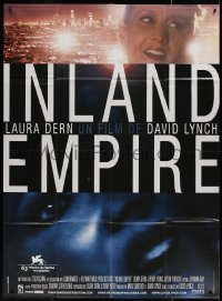 5c1243 INLAND EMPIRE French 1p 2007 Laura Dern, Jeremy Irons, Hollywood, directed by David Lynch!