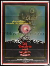 5c1249 IT LIVES AGAIN French 1p 1979 directed by Larry Cohen, creepy different Ferracci art!
