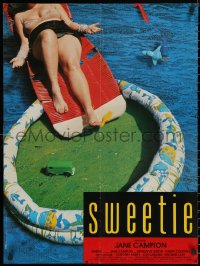 5h0075 SWEETIE French 23x31 1990 directed by Jane Campion, Genevieve Lemon, different sexy image!
