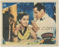 5k1364 RIPTIDE LC 1934 sexy Norma Shearer helps make Robert Montgomery's life livable again, rare!