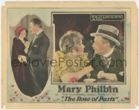 5k1378 ROSE OF PARIS LC 1924 French orphan Mary Philbin stands to inherit a fortune!