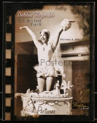 6p0099 PROFILES IN HISTORY 12/03/11 auction catalog 2011 Debbie Reynolds: The Auction Part II